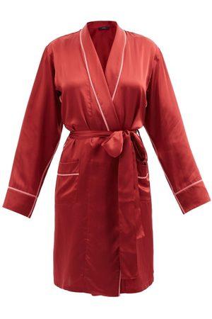 Araks Damen Kleider - Kari Silk-satin Robe