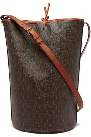 Saint Laurent Damen Geldbörsen & Etuis - Le Monogramme Coated-canvas Shoulder Bag