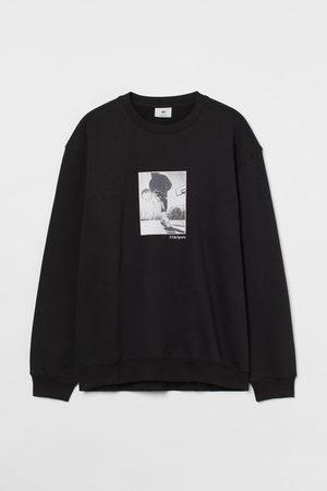 H&M Herren Sweatshirts - Sweatshirt Relaxed Fit
