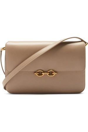 Saint Laurent Damen Geldbörsen & Etuis - Maillon Medium Leather Shoulder Bag