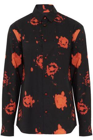 Marni Bedrucktes Hemd Faded Roses