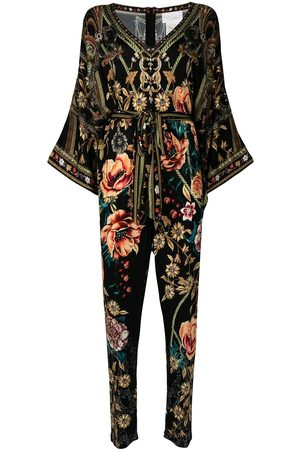 Camilla Belle of the Baroque Jumpsuit