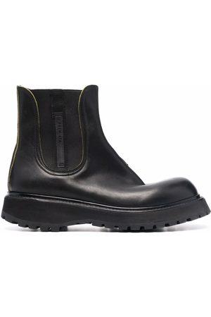 Premiata Herren Chelsea Boots - Klassische Chelsea-Boots