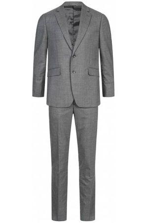 Herren Blazer & Sakkos - Hackett London Mayfair Lightweight WPane Herren Anzug HM422689R-9BJ
