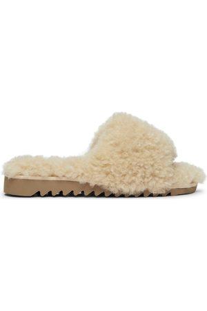 RAG&BONE Faux-Shearling Eira Sandals