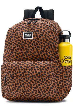 Vans Old Skool H20 Backpack WMN Animal Spot Rucksack multicolor