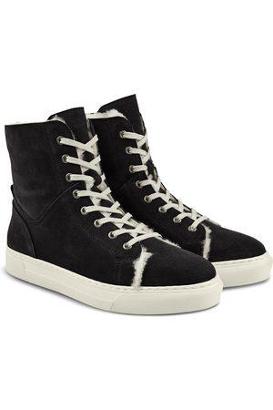 LaShoe High-Top Sneaker mit Lammfell 36