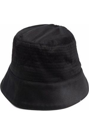Rick Owens Damen Hüte - Fischerhut mit Reißverschluss