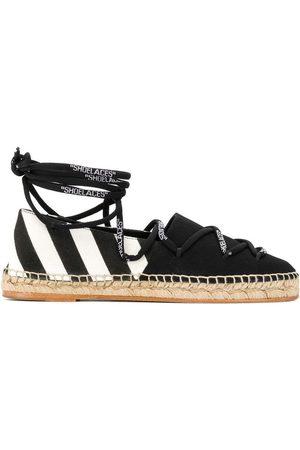 OFF-WHITE Flache Schuhe , Damen, Größe: 40