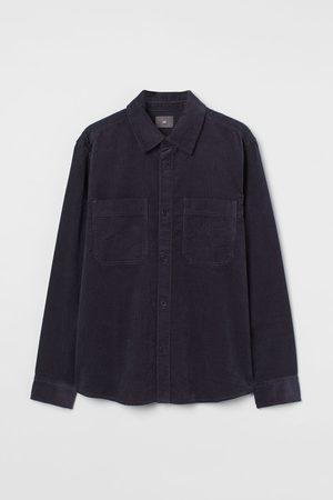 H&M Hemdjacke aus Cord