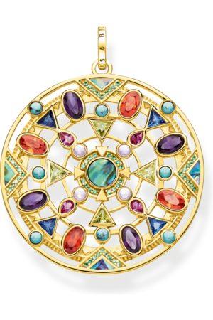 Thomas Sabo Damen Anhänger - Anhänger Amulett mehrfarbig