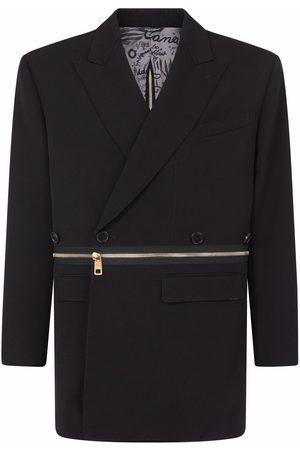 Dolce & Gabbana Oversized-Sakko mit Reißverschluss