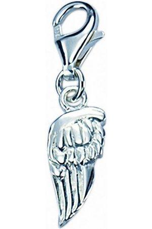 Adelia's Charm-Einhänger »925 Charms Anhänger Fluegel«, 925 Sterling Silberschmuck für Damen