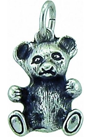 Adelia's Damen Uhren - Anhänger Set »925 Anhänger Bär«, 925 Sterling Silberschmuck für Damen