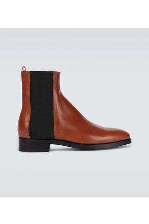 The Row Chelsea Boots aus Leder