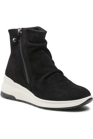 IMAC Damen Stiefel - 808051 Black/Black 7150/011