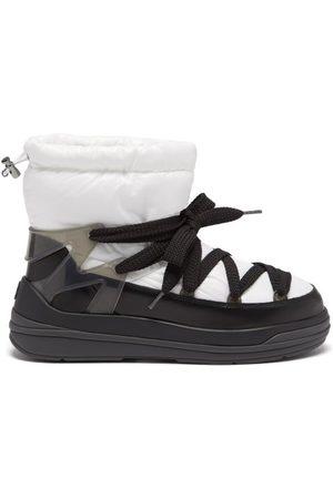 Moncler Insolux M Lace-up Snow Boots