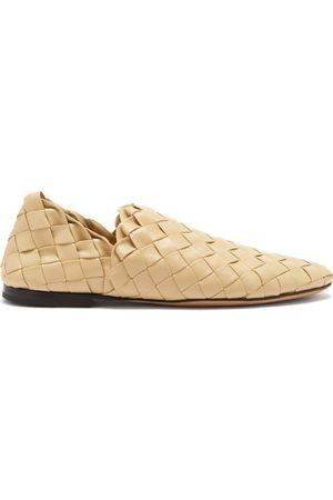 Bottega Veneta Herren Halbschuhe - Lagoon Intrecciato-leather Loafers