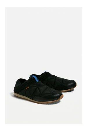 Teva Black Ember Moc Slippers