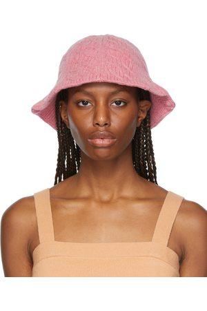 Victor Glemaud Knit Bucket Hat