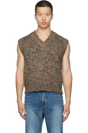 Recto Herren Westen - Wool Sweater Vest