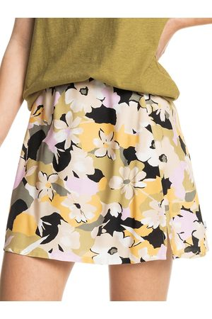Quiksilver Damen Röcke - Split Mini Skirt