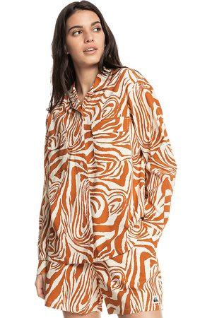 Quiksilver Damen T-Shirts, Polos & Longsleeves - Destination Trip Shirt