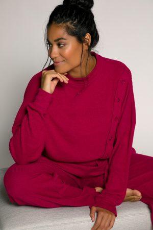 Ulla Popken Homewear-Pullover, Damen