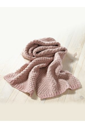 Avena Damen Schals - Damen Strickschal Shiny Rose