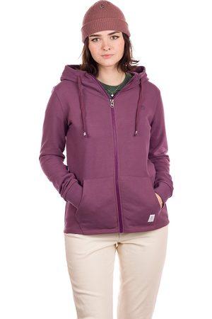 Kazane Damen Sweatshirts - Revena Naturals Zip Hoodie