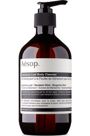Aesop Damen Dessous-Bodys - Geranium Leaf Body Cleanser, 500 mL