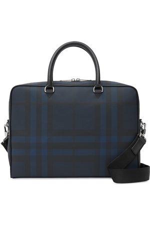 Burberry Herren Laptop- & Aktentaschen - Aktentasche mit London-Check