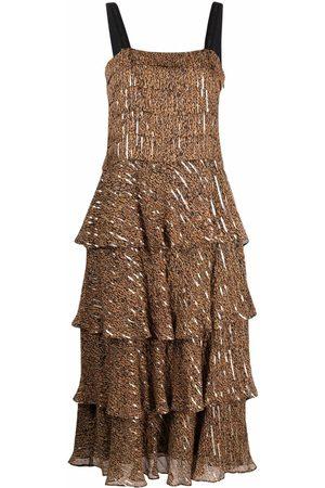 Pinko Kleid mit Print