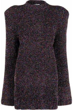 The Attico Damen Freizeitkleider - Kleid im Metallic-Look