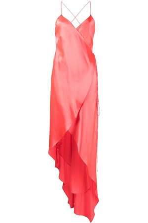 Michelle Mason Wickelkleid aus Seide