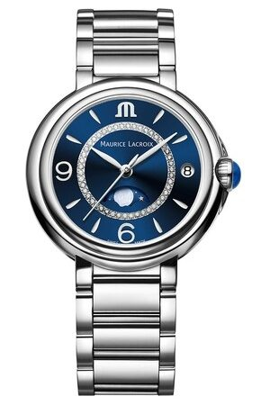 Maurice Lacroix Uhr Watch Fiaba silver