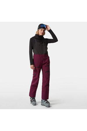 The North Face Brigandine Futurelight™ Trägerhose Für Damen Pamplona Purple/tnf Black Größe L Damen