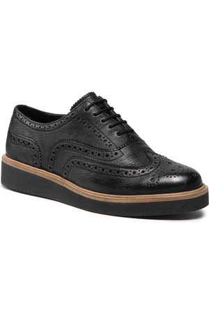 Clarks Baille Brogue 261574144 Black Leather