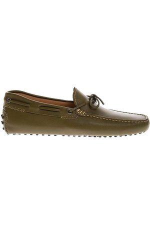 Tod's Gomini Lacetto - Moccasins with decorative laces , Herren, Größe: UK 7