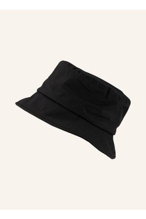 Loevenich Damen Hüte - Tunnelzug mit Kordelstopper. Krempe mit Paspeleinfassung. Fleece-Futter. Label-Applikation