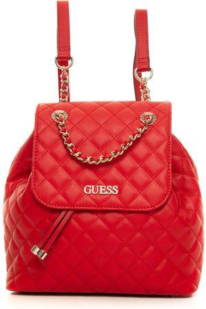 Guess Illy Canvas rucksack , Damen, Größe: One size