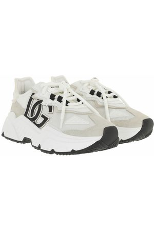 Dolce & Gabbana Sneakers Daymasters Sneakers Mixed Materials white