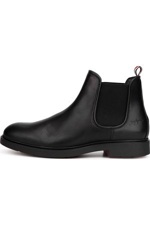 Tommy Hilfiger Chelsea Boot Elevated Rounded Lth Chelsea in , Boots für Herren