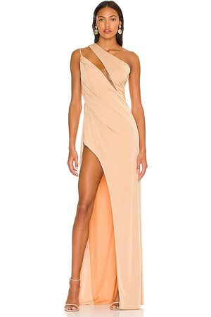 Katie May X REVOLVE A Cut Above Gown in . Size M, S, XS.