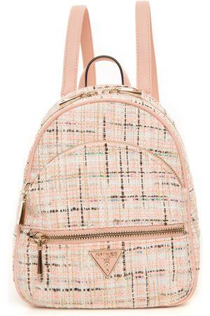 Guess Canvas rucksack , Damen, Größe: One size