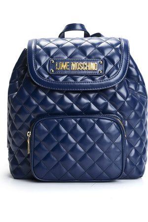 Love Moschino Gesteppter Rucksack , Damen, Größe: One size