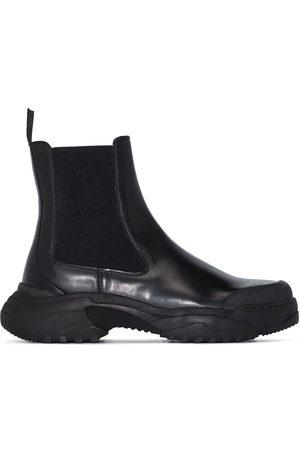 Kennel Schmenger Gmbh Chelsea-Boots aus Faux-Leder