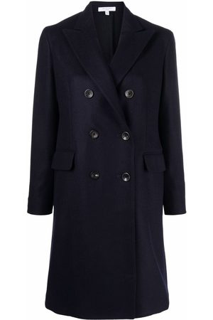 Boglioli Double-breasted wool coat