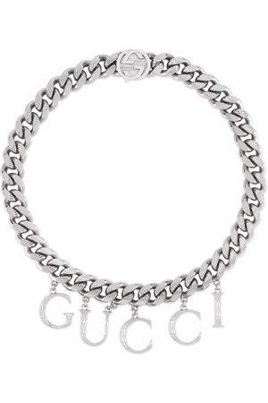 Gucci Halsketten - Halskette mit -Schriftzug