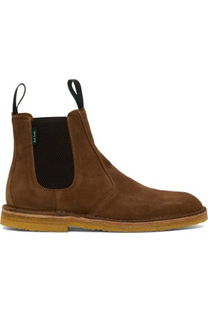 Paul Smith Suede Jim Chelsea Boots